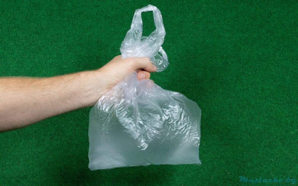 найлонова торбичка