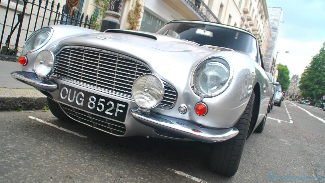 Запознайте се с първия електромобил на Aston Martin