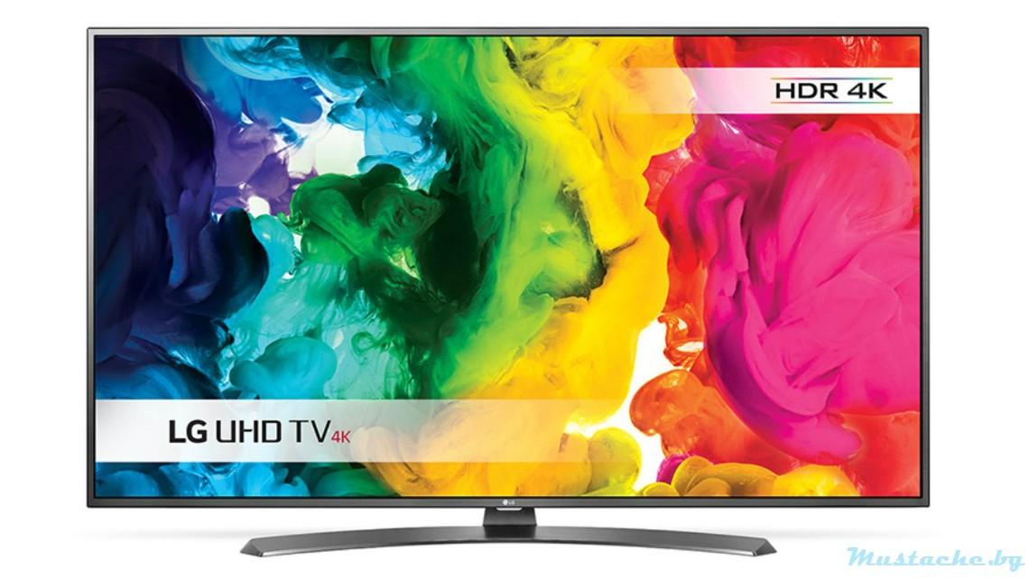 Спечели чисто нов смарт Ultra HD телевизор LG!