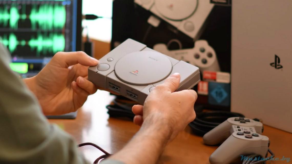 Sony пусна нова ретро конзола Playstation Classic