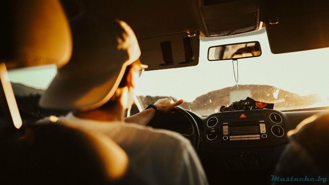 Шофьор на такси: от секс сцени на задната седалка до забравени ченета