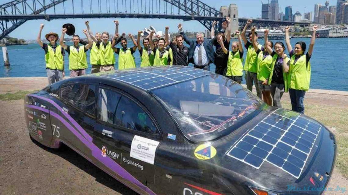 Студенти създадоха най-икономичния автомобил: 4100 км за 50 долара
