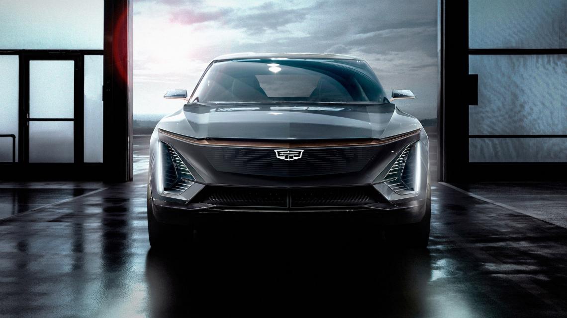 Cadillac слага край на бензина с електрически кросоувър