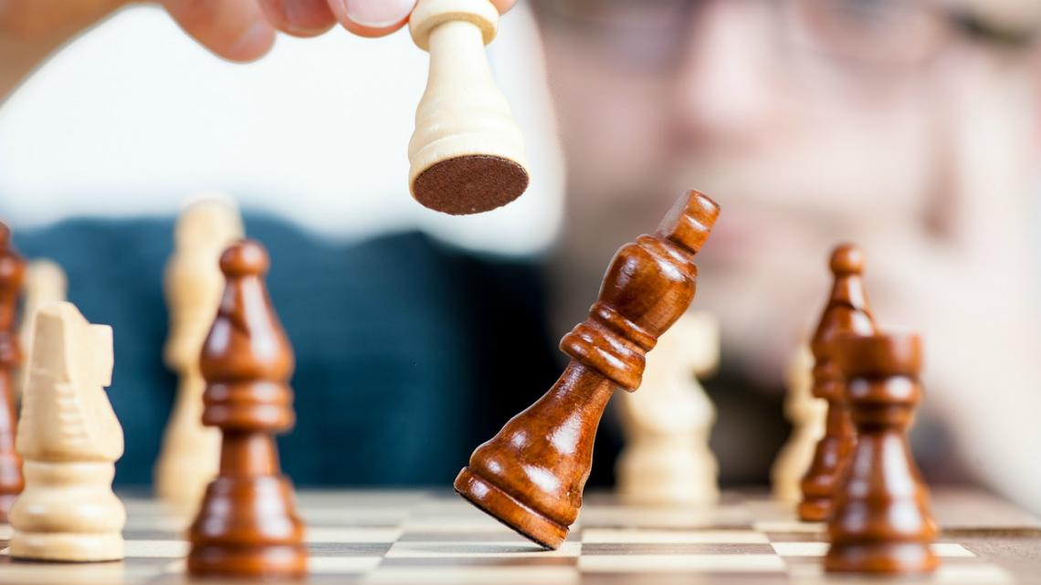 Играете ли шахмат?