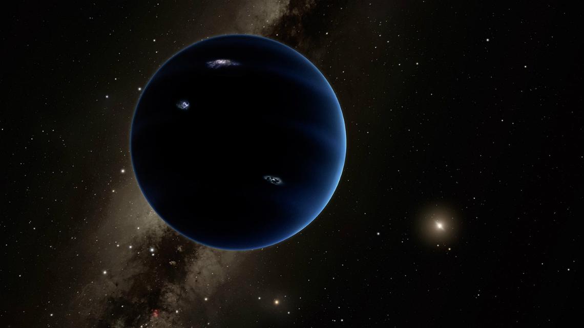 Коя е деветата планета в Слънчевата система?