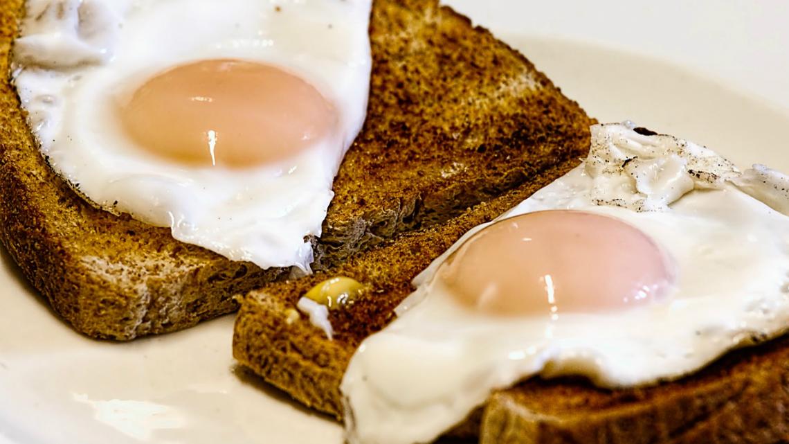 Яйцето - идеална храна на сила и здраво тяло