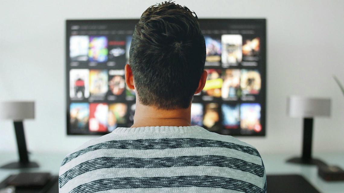 Повече телевизия = по-малко думи
