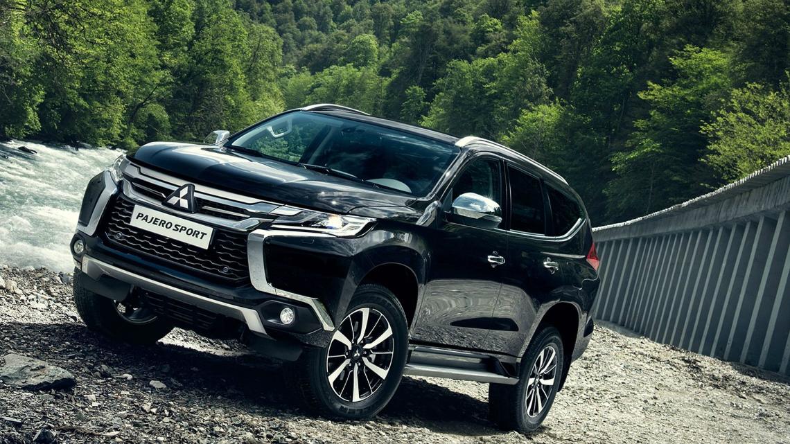 Mitsubishi обяви края на Pajero