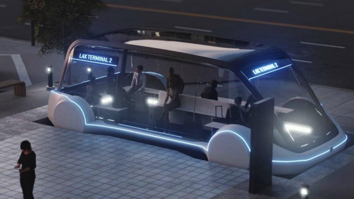 """Илон Мъск: """"Роботакси"""" без шофьор излиза на пазара догодина"""