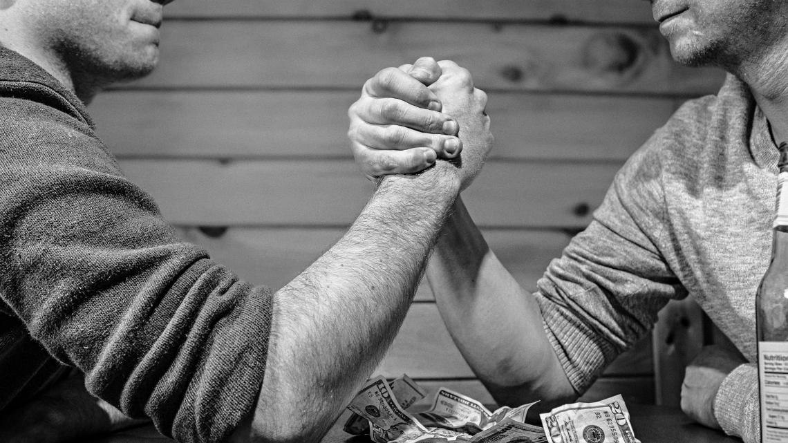 Съперничеството между мъжете подобрява качеството на спермата
