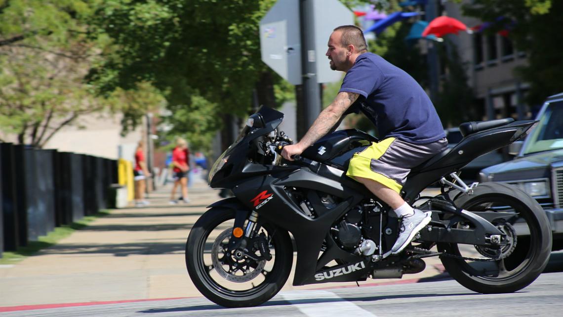Пътна полиция започна акция с акцент върху мотоциклетистите