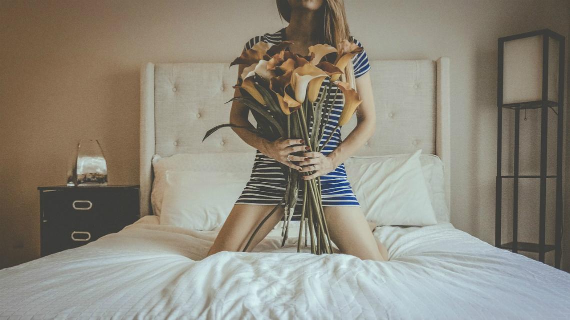 Какво обичат да чуват жените в леглото?
