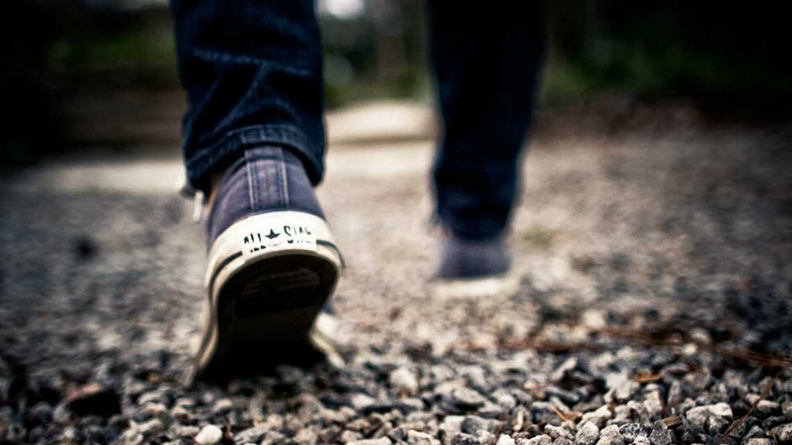 Бързо ходене = по-дълъг живот