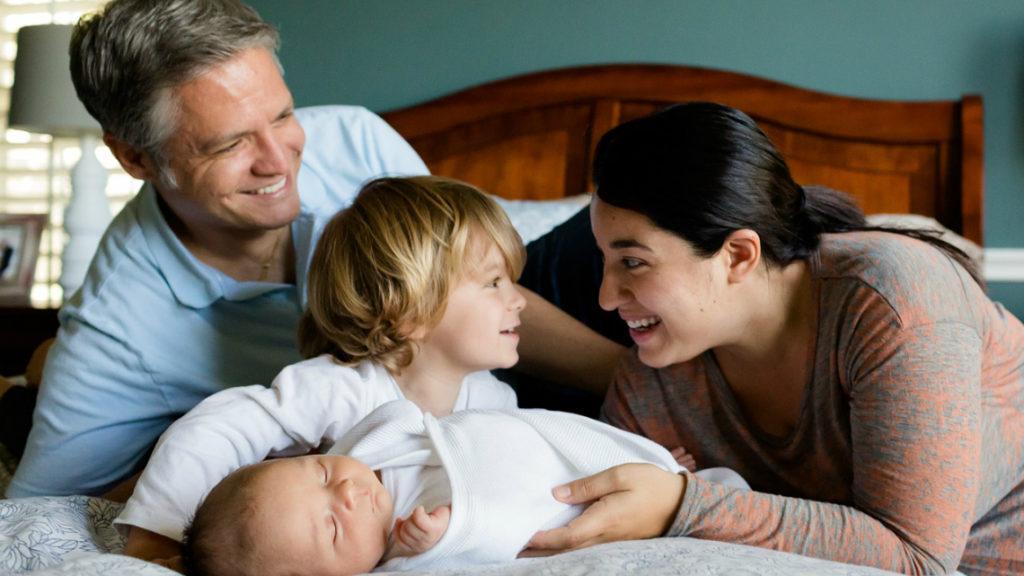 Забавните разлики между мама и тате