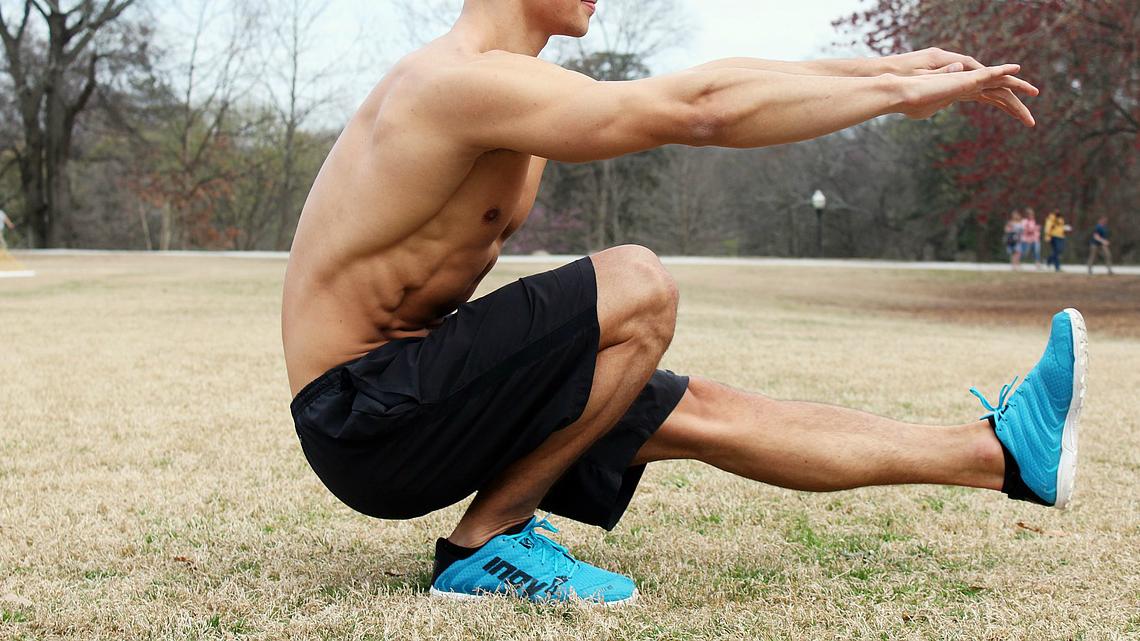 Упражнения за силни и добре оформени крака