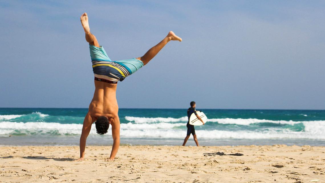 Как да останеш във форма, докато си на почивка?