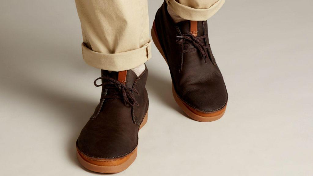 Chukka обувките - винаги и за всяко време
