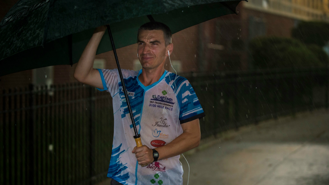Българин пробяга най-дългото състезание в света