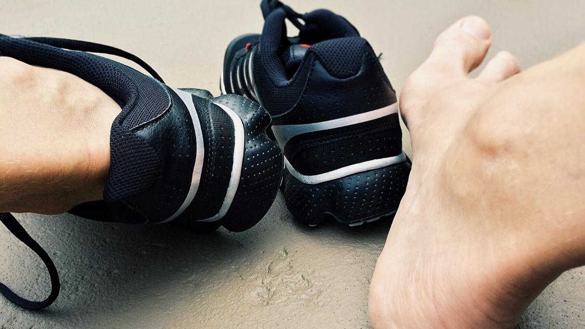 Как да избегнем изпотяването на краката?