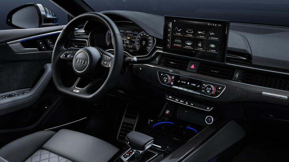Audi представи обновените A5 и S5