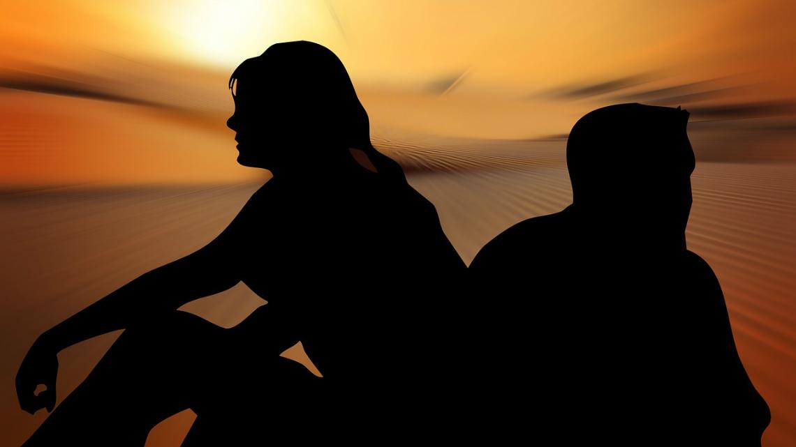 Двойките, които се карат, остават заедно
