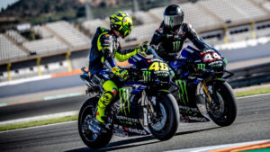 F1 и MotoGP