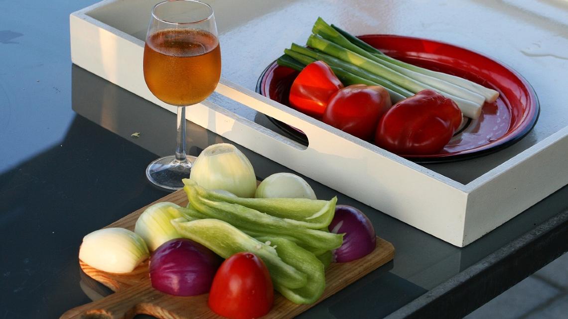 Вегетарианците страдат от по-тежък махмурлук