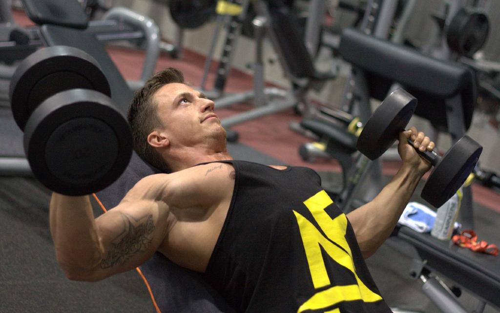 Изолиращите упражнения: как да прогресираш?