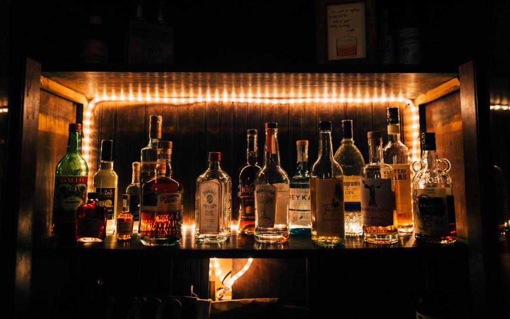 алкохолът
