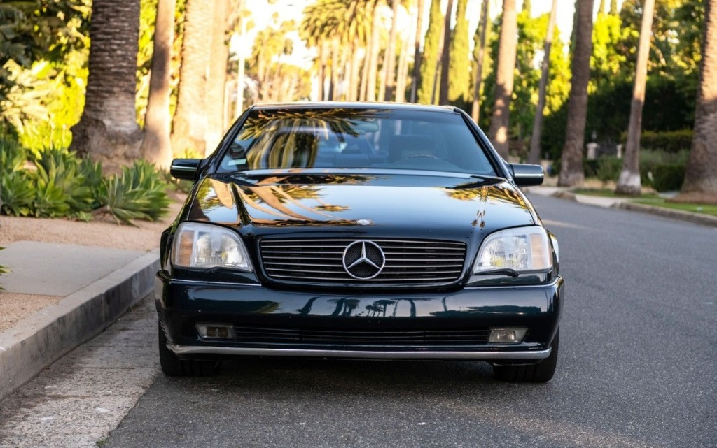 Mercedes-Benz, принадлежал на Майкъл Джордан