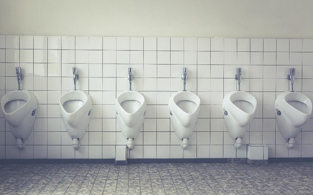 обществени тоалетни