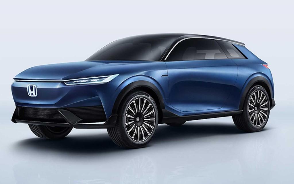 SUV e:concept