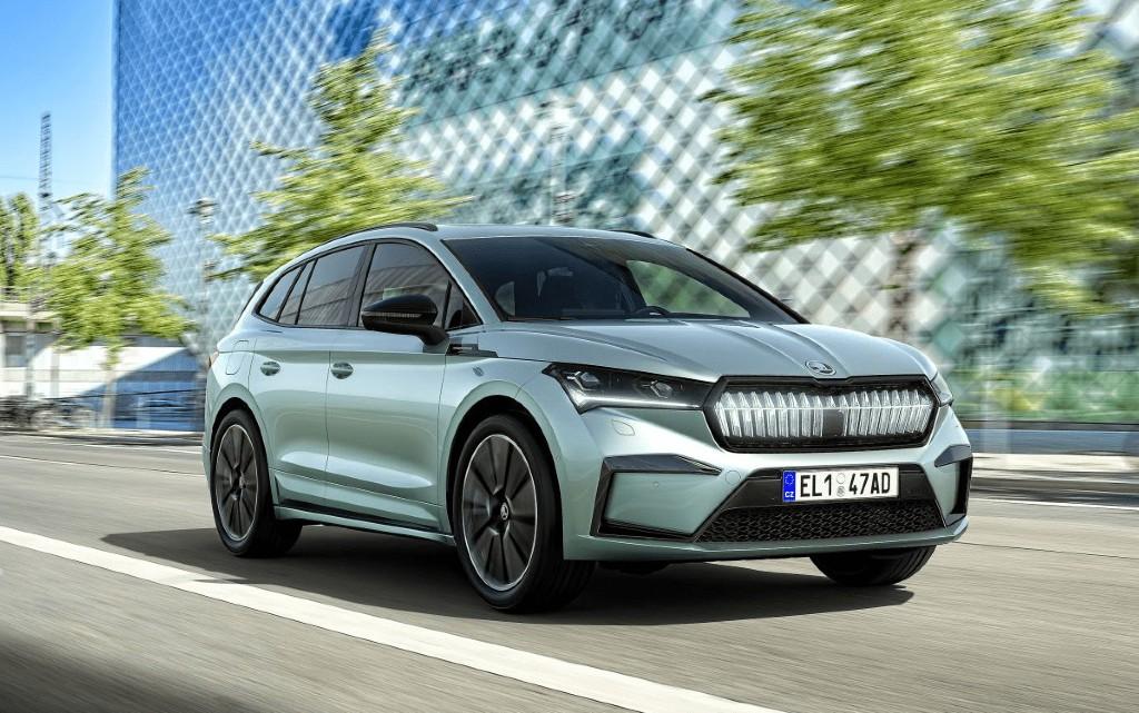 Играта свърши: Škoda представи изцяло електрическия Enyaq iV