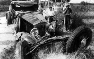 Факти от историята: първата жертва на автомобилна катастрофа