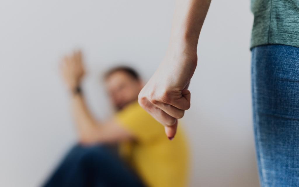 20% от жертвите на домашно насилие са мъже