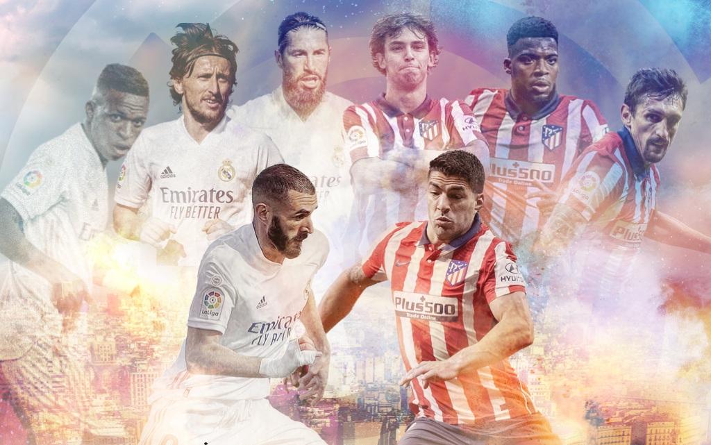 Идва голямото дерби на Мадрид между Реал и Атлетико