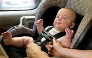 До каква възраст се ползва столче за кола?