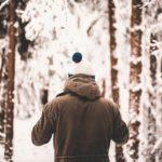 За здраво тяло и добра форма: по чорапи в снега