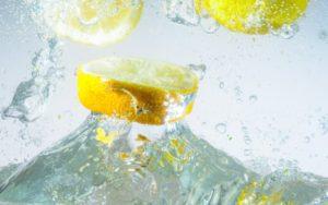 лимонена вода