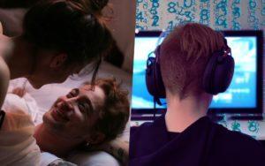 Секс или електронни игри?