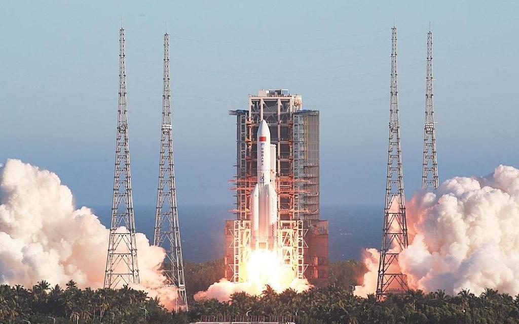 Китай със собствена космическа станция