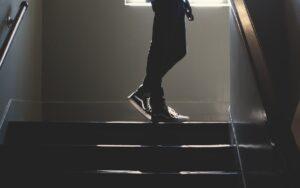 стъпките