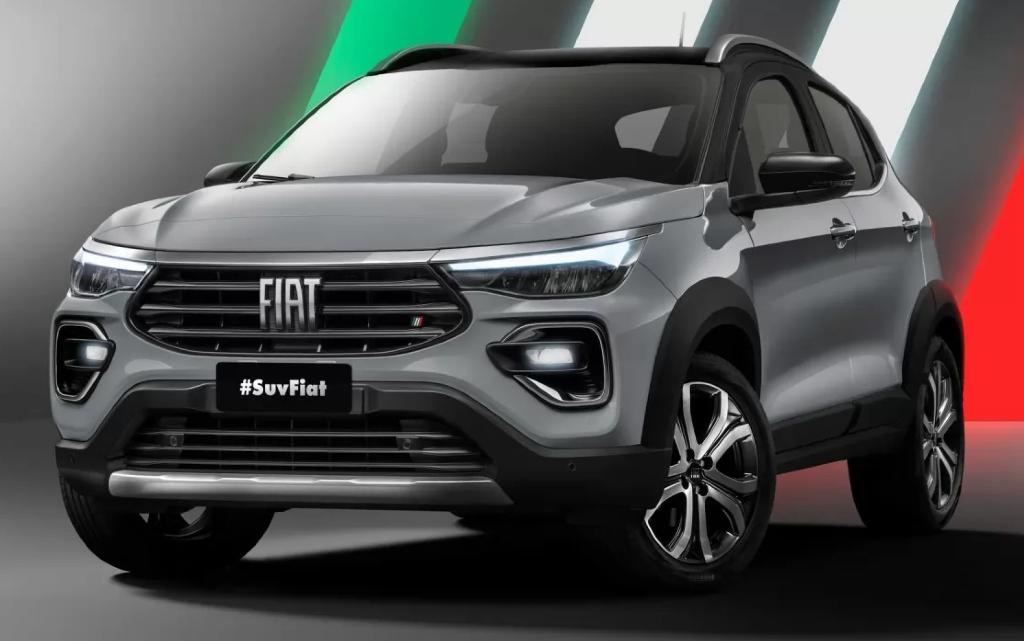 Fiat показа новия си кросоувър