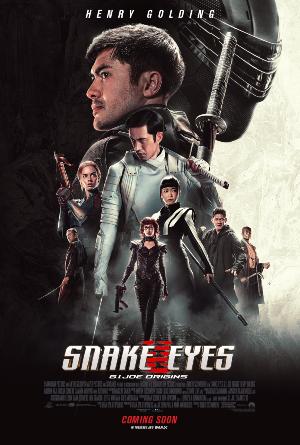 G.I. Joe: Змийски очи