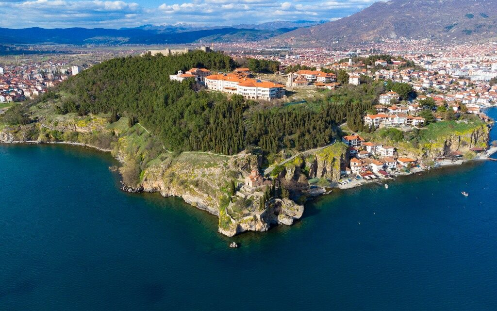 Балканския полуостров