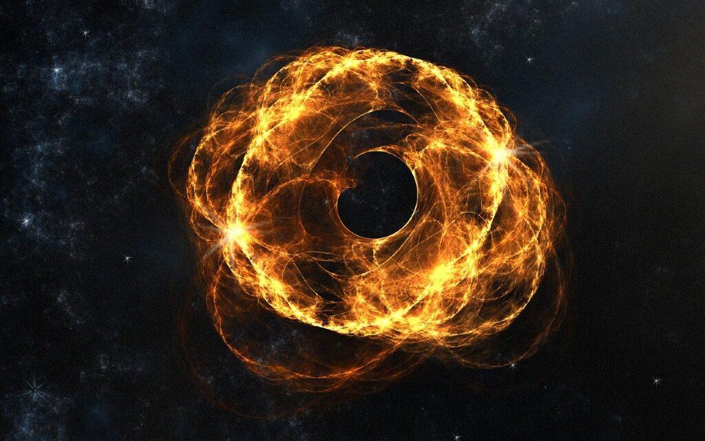 черни дупки
