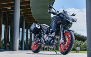 Ducati представи олекотен вариант на Multistrada V2