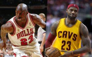 Леброн срещу Джордан: кой е най-великият, играл някога?