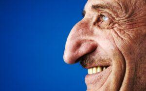 Кой е мъжът с най-дългия нос в света?